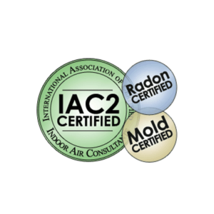 Radon Mold Certified Badge