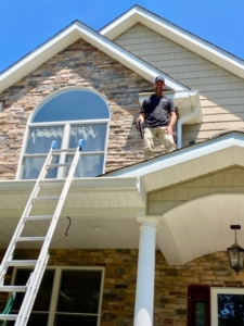 Owner of Universal Home Inspections, Mike Makely