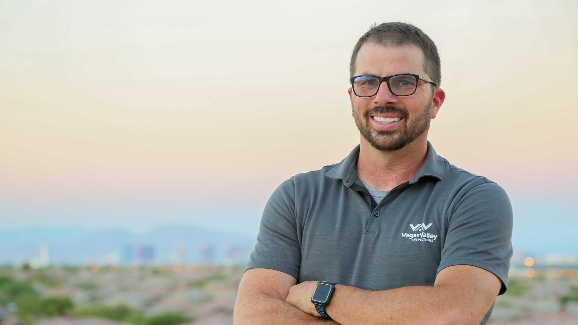 Darrel Fall, Owner Vegas Valley Inspections