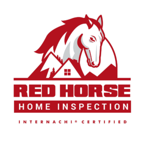 Red Horse Home Inspection Logo