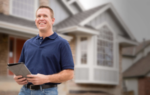 home inspector inspecting rapid city sd