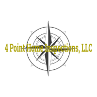 4 Point Home Inspections Logo